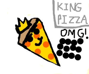 King Pizza of Ye Ole Pizza Town