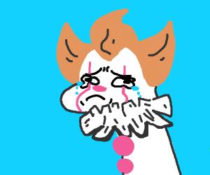 Sad Pennywise