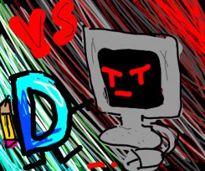 DRAWCEPTION VS THE INTERNET