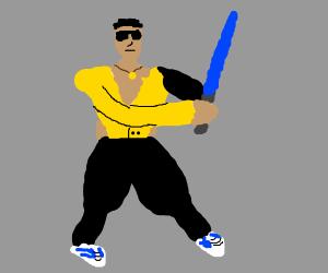 Mc Hammer Jedi