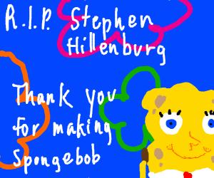 RIP Stephen Hillenburg