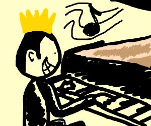 Best pianist