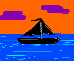 Silly Sailboat