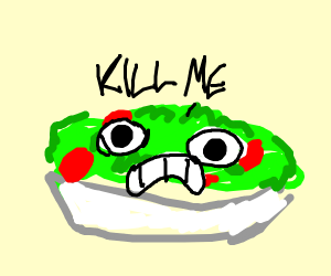 sentient salad
