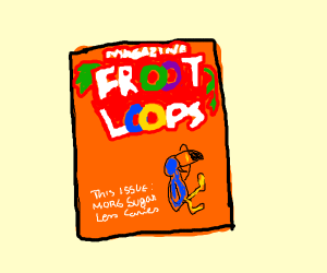 Froot Loops: The Magazine