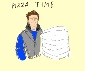 pizza time!
