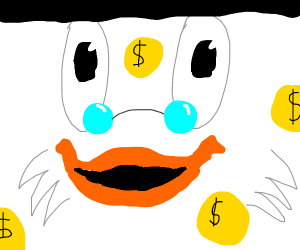 duck is rich