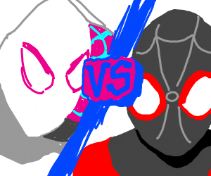 Spiderman vs spiderman