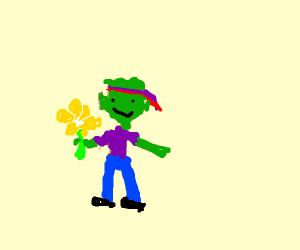 Hippie goblin