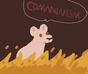 Water Bear is communist