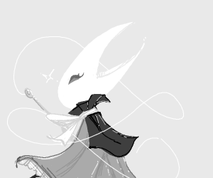Hollow Knight Girl(Forgot her name)
