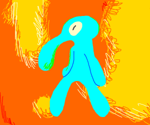 I call it 'Bold and Brash'