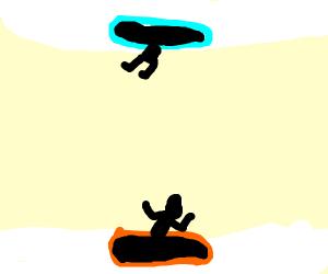 Portal 2 infinite portal