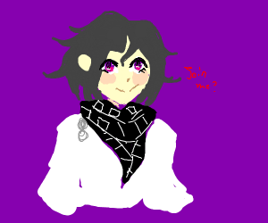 Kokichi ouma wants you to join him