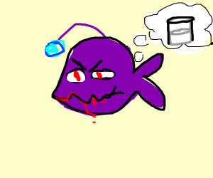 Anglerfish wants MALK