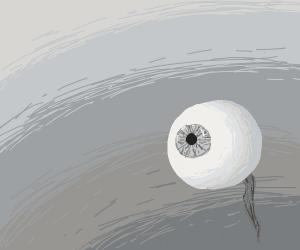 lonely eyeball