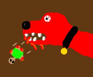 Clifford kills all humans