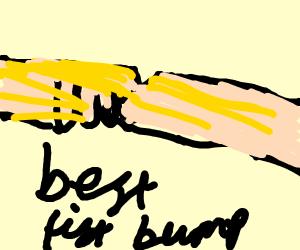 the ultimate fistbump