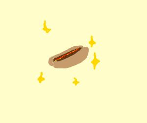 A most glorious hotdog!