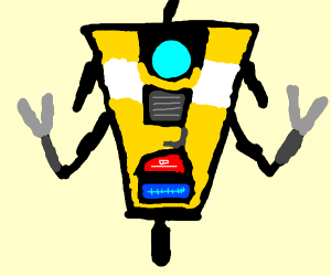 Claptrap from Borderlands