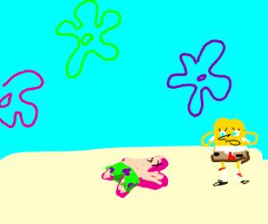 Patrick is dead