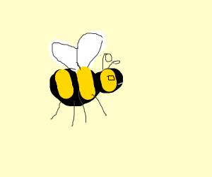 worried bee