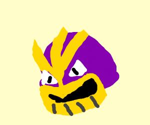 Fusion! Machamp and Thanos!