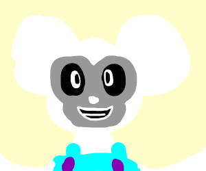 Inverse Mickey Mouse