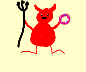 the fat devil