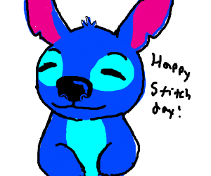 Happy Stitch Day!