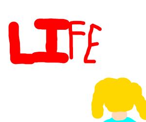 Goldilocks contemplates life