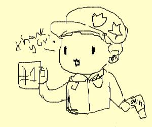 #1 Police Officer