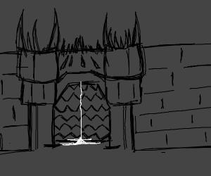 Gates to Mordor