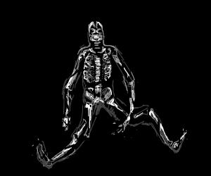 Man breaks every single bone in his body