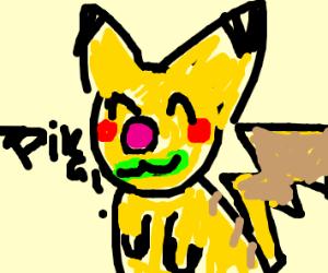 pikaclown