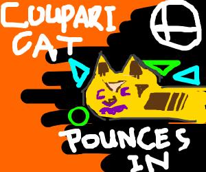 coupari cat for smash!!
