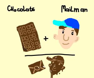 Chocolate Mailman