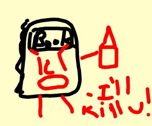 killer notebook