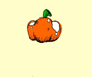 shiny pumpkin