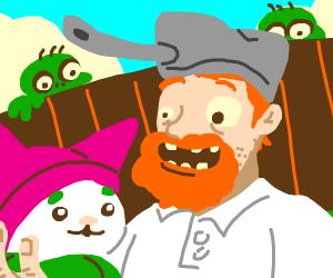 Crazy Dave (Plants vs Zombies)