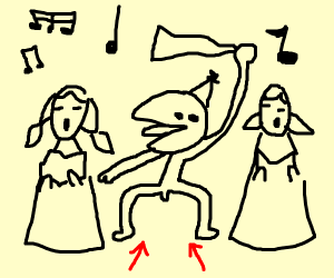 That weird kid in choir