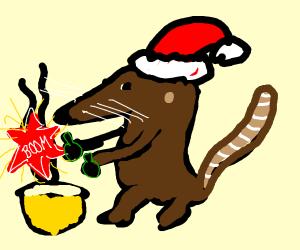 merry science rat
