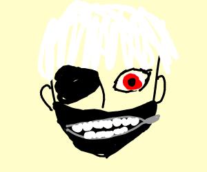 Tokyo Ghoul Eyeball