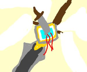 Killing your guardian angel