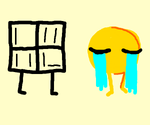 Is this loss with crying emoji