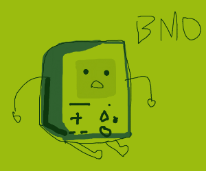 Bmo! (Adventure time character)