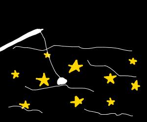 fishing for stars