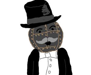 steampunk monopoly guy