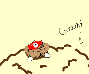 mario burrows underground