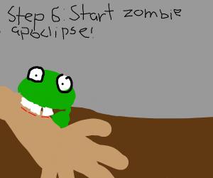 Step 5: Resurrect her